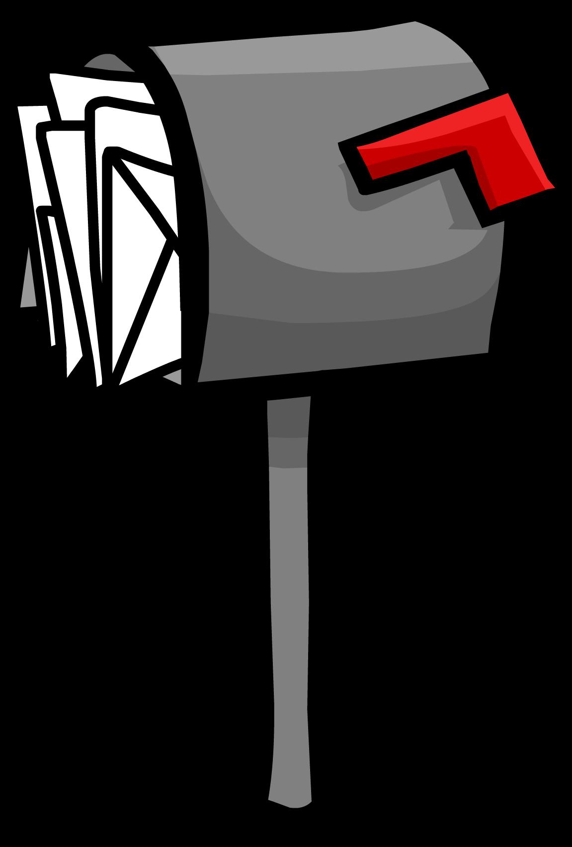 mailbox clipart postal service