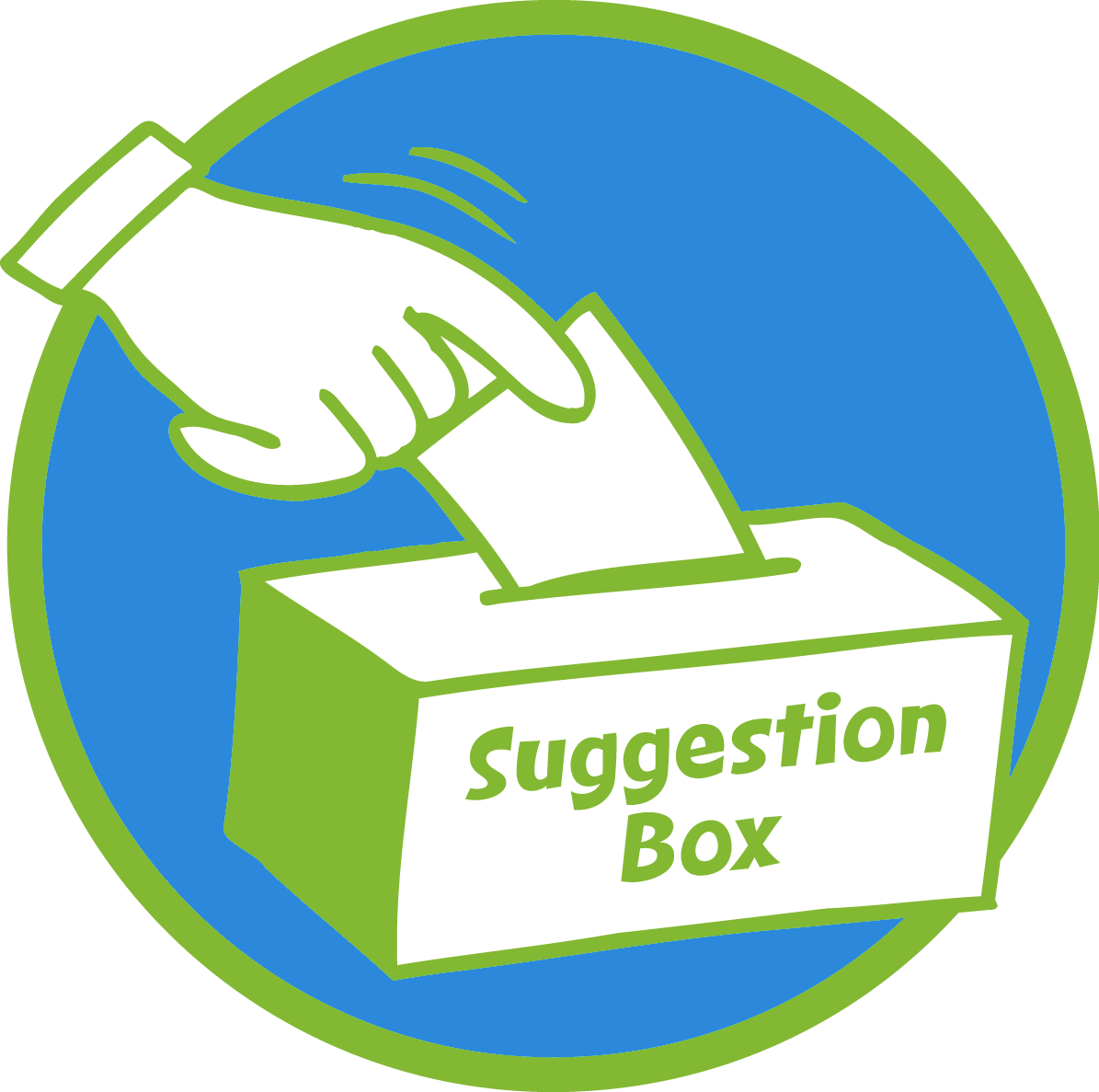 Idea clipart suggestion box. Lakeland tn official website