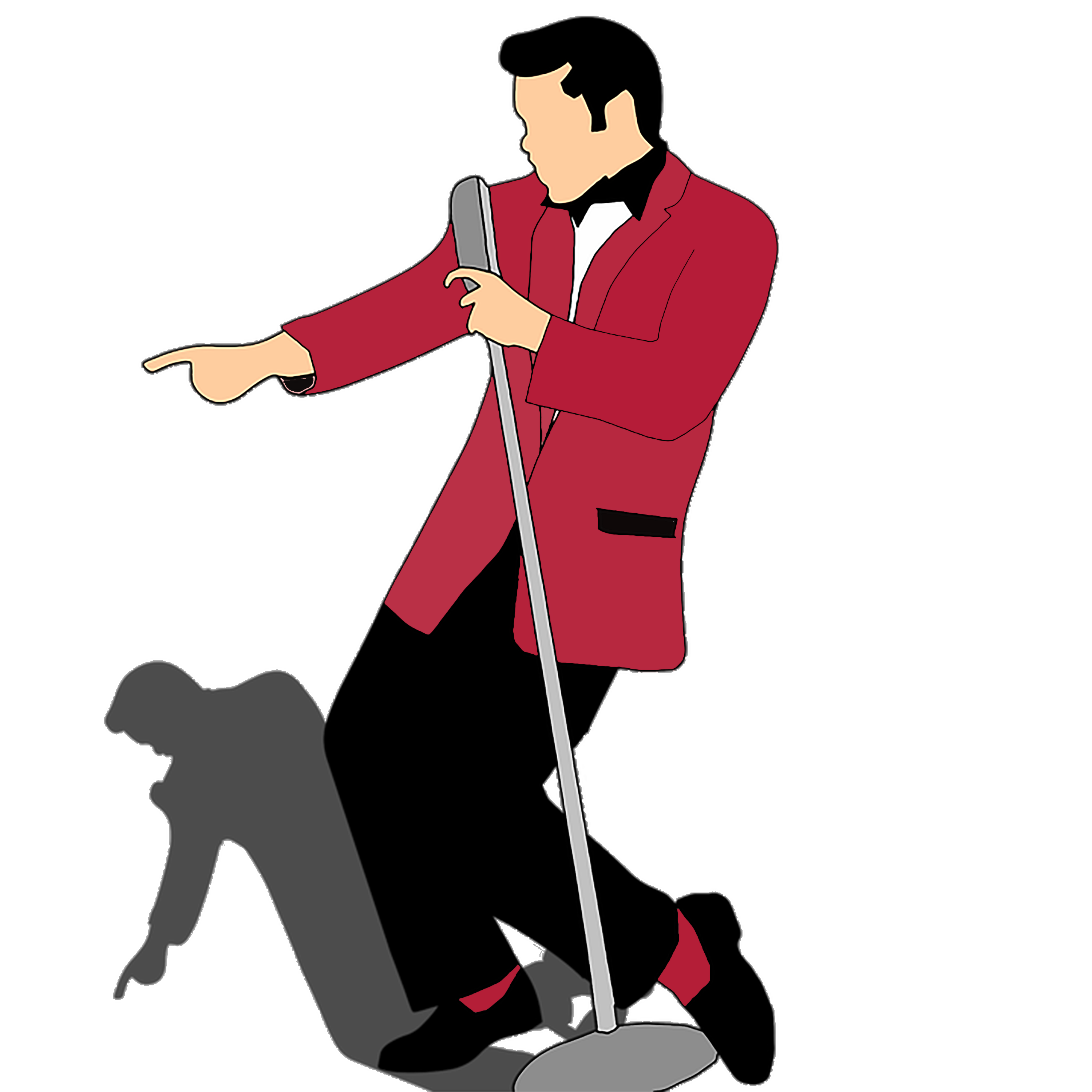 Singers get jail time. Egyptian clipart number system