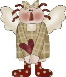 Country clipart primitive.  best images in