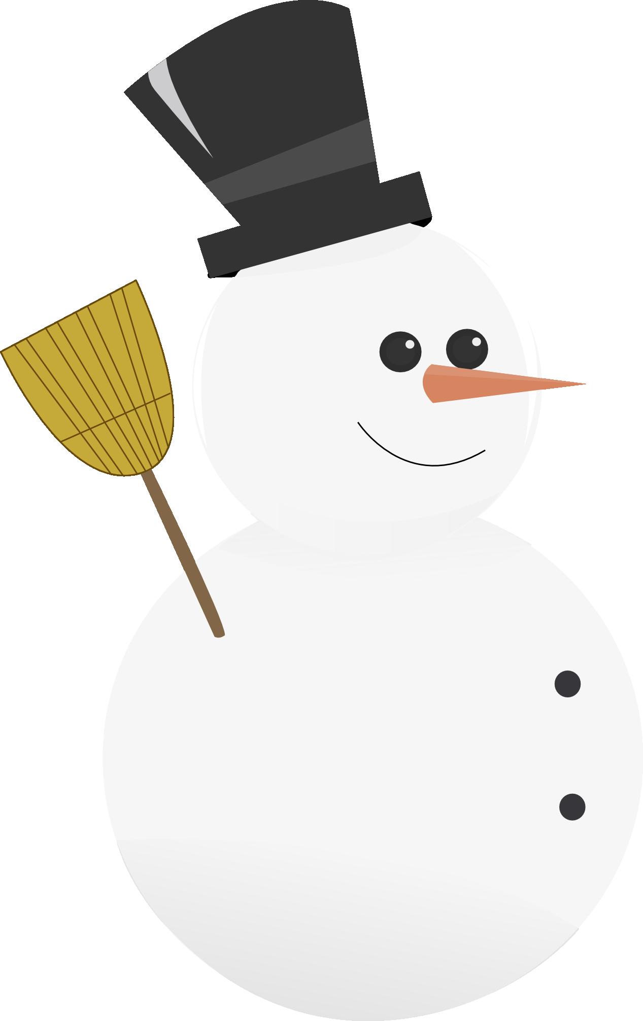 Snowman clipart country. Cute free new calendar