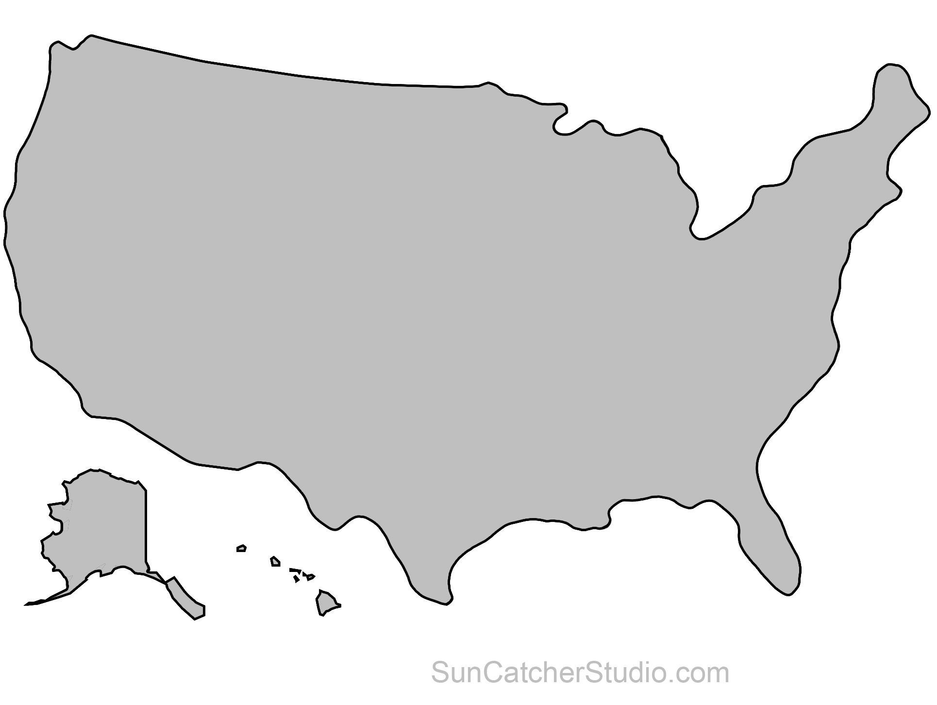 Country clipart state. U s clip art