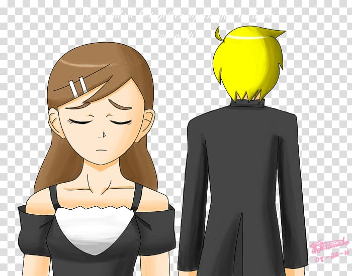 Couple clipart breakup. Man and woman illustration