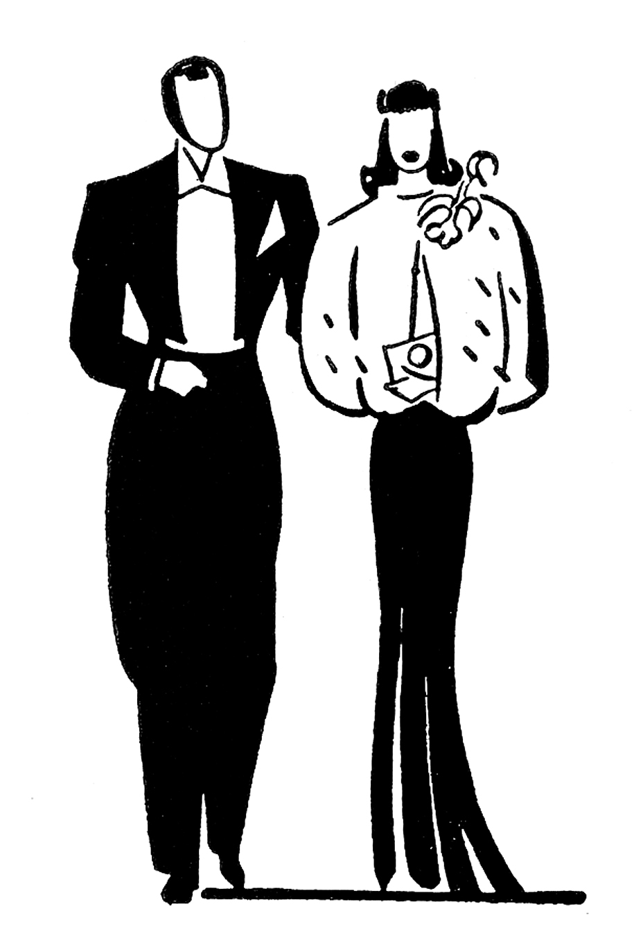 Free download Clip Art Couples Line Art png. - CleanPNG / KissPNG