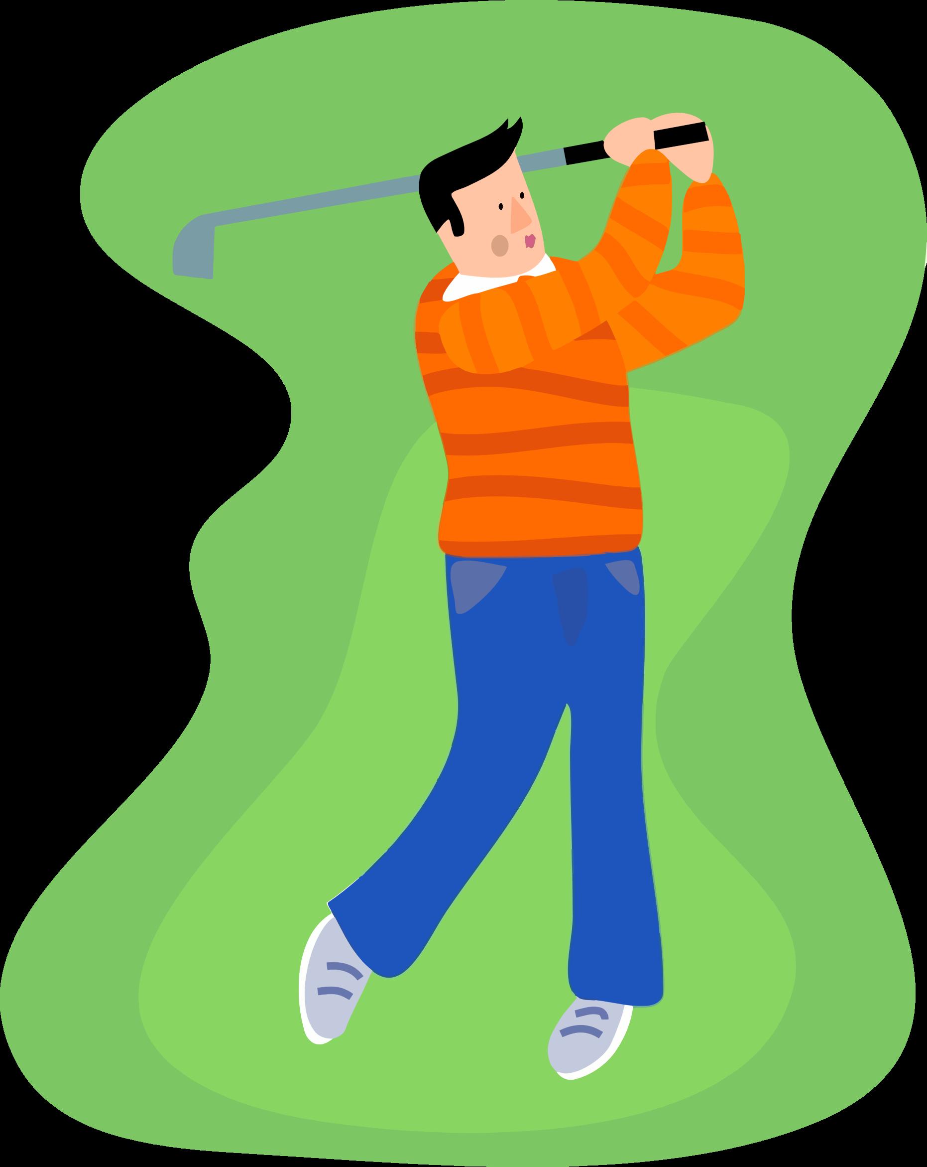 Golf clipart cartoon, Golf cartoon Transparent FREE for ...