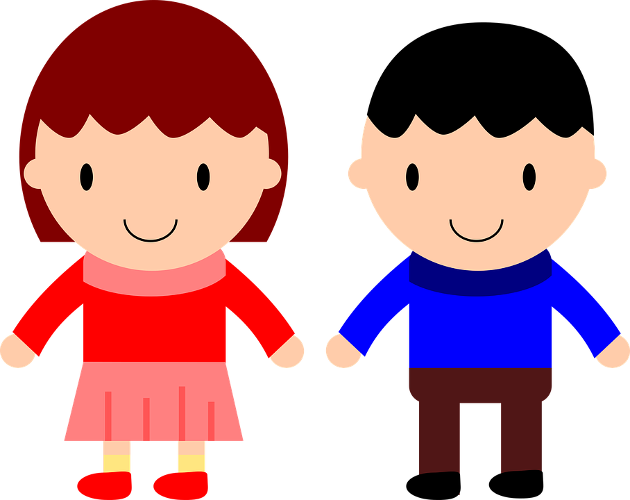 People boy free collection. Couple clipart kid