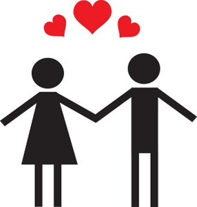 Free cliparts download clip. Couple clipart lover