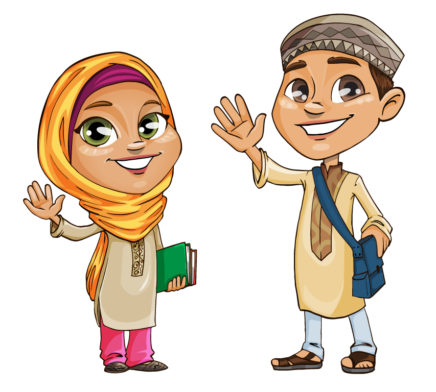 collection of muslim. Dress clipart malay