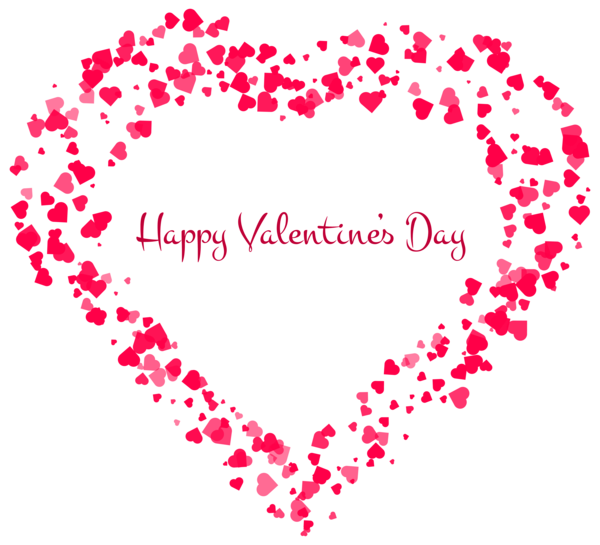 Happy day png image. Glitter clipart valentines