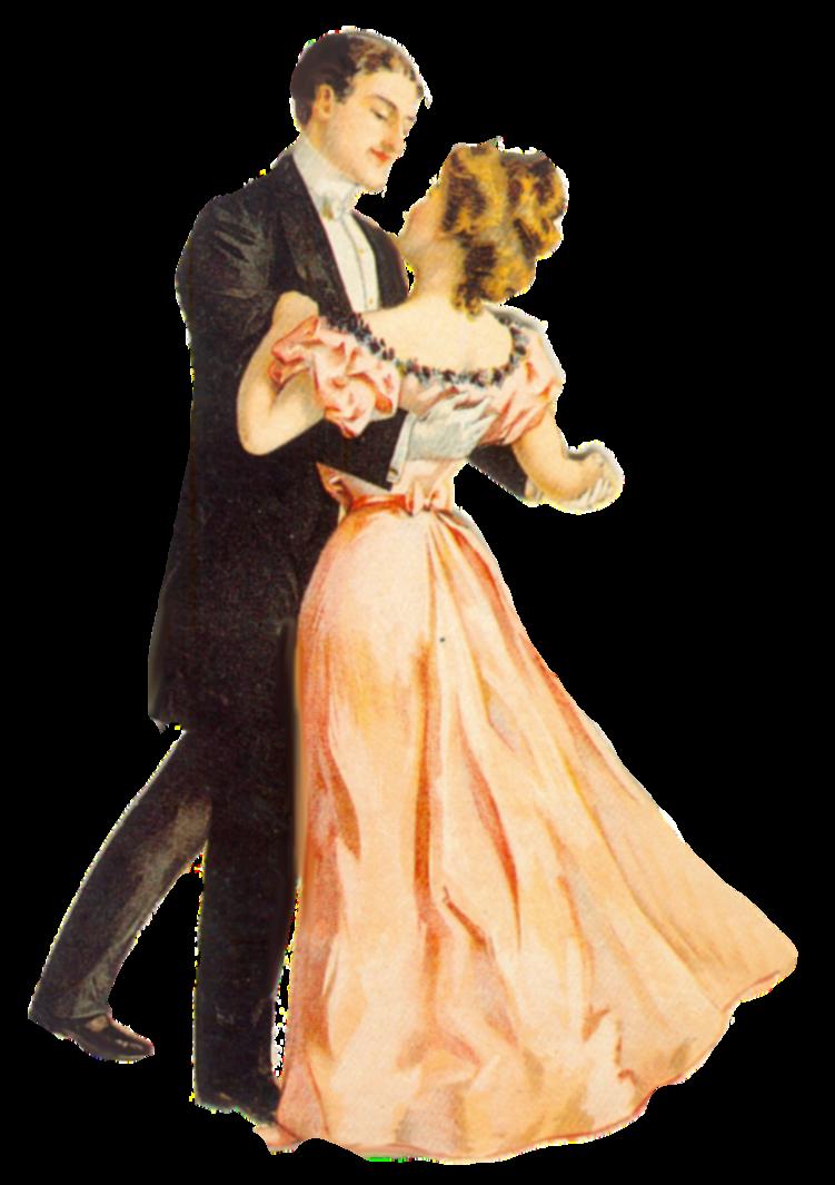 Dancer formal dance