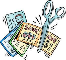 Coupon clipart. Funny clipping