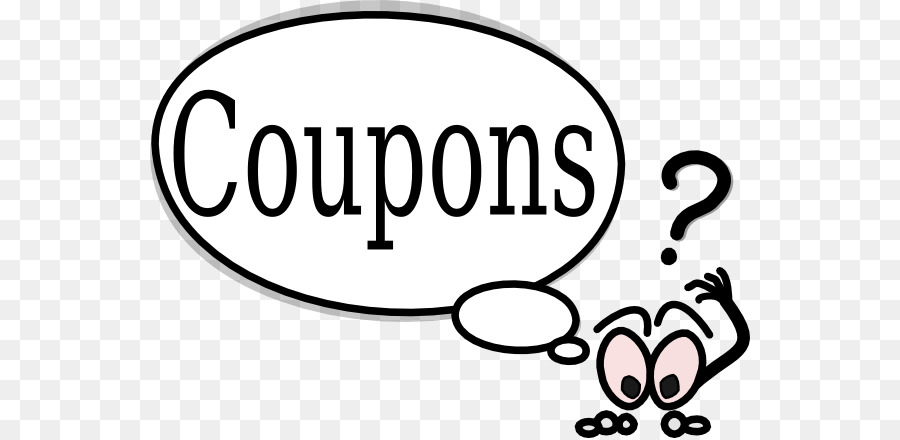 Thought person free content. Coupon clipart