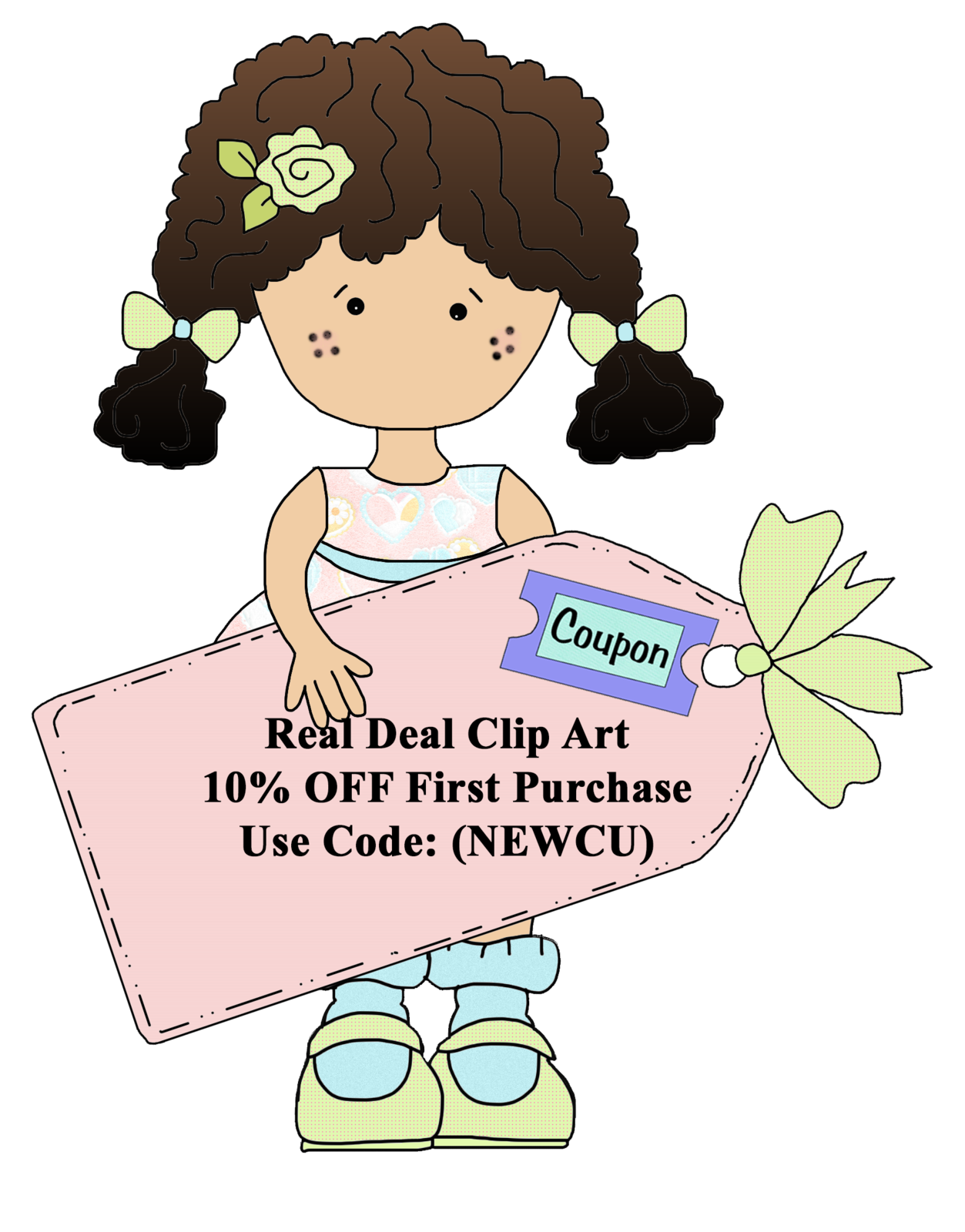 off st time. Coupon clipart diy