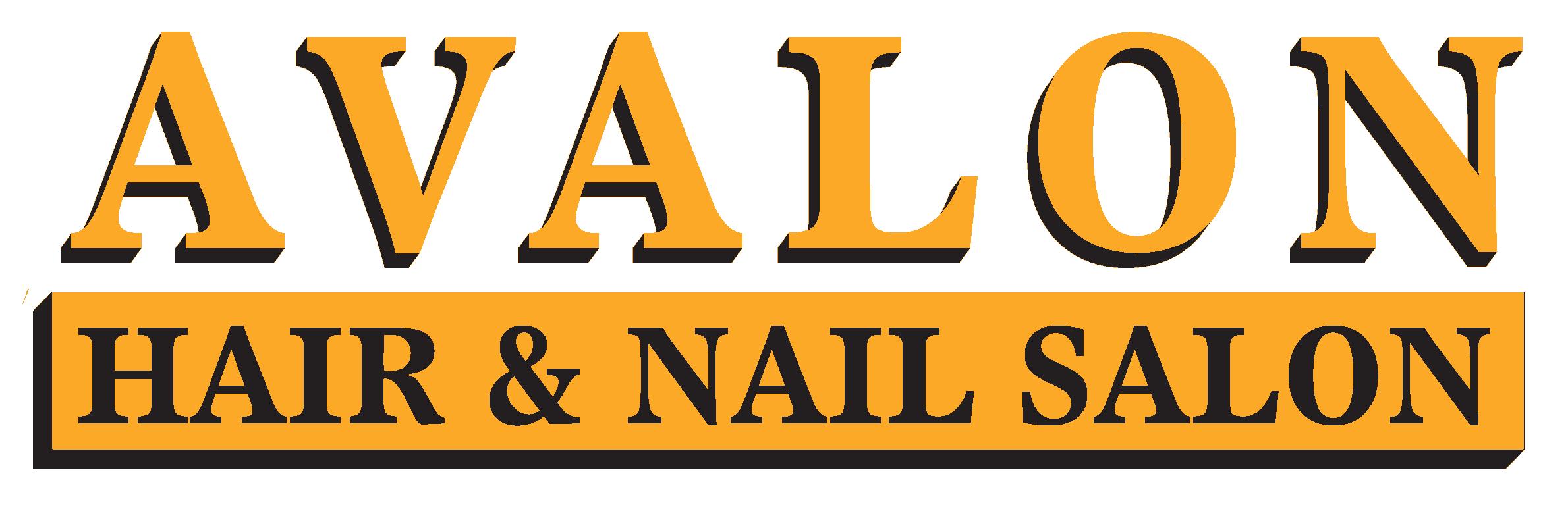 Coupon clipart hair salon. Avalon nail