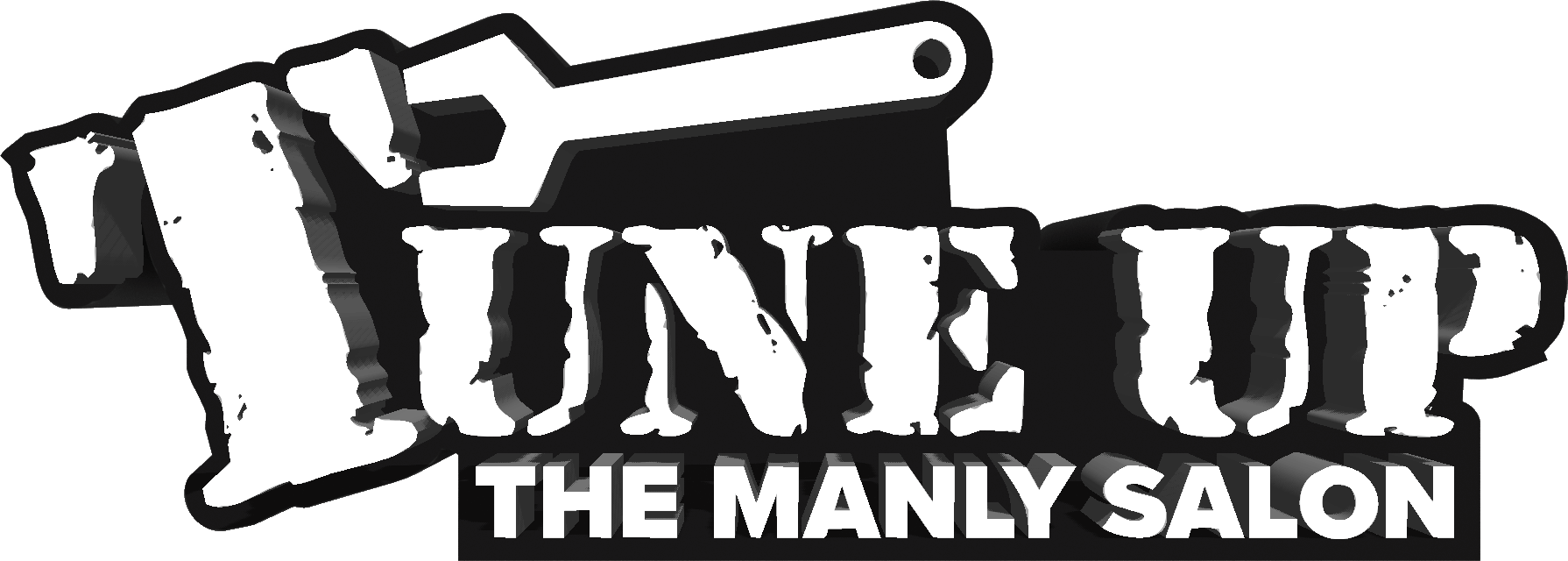 Tune up the manly. Coupon clipart hair salon