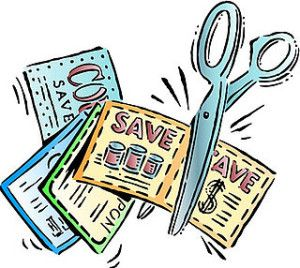 Coupon clipart rebate. Coupons will save you