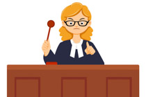 Free law legal justice. Judge clipart courtroom judge