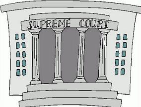 Free supreme. Court clipart