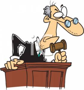 . Justice clipart appellate court