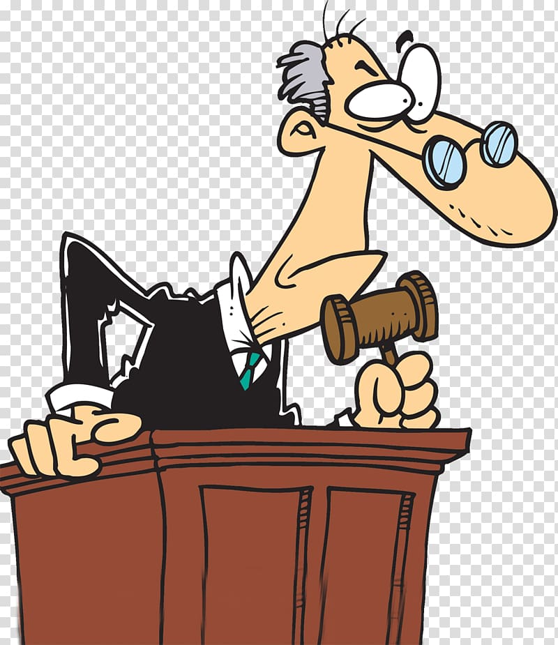 Judge lawyer gavel transparent. Court clipart animated