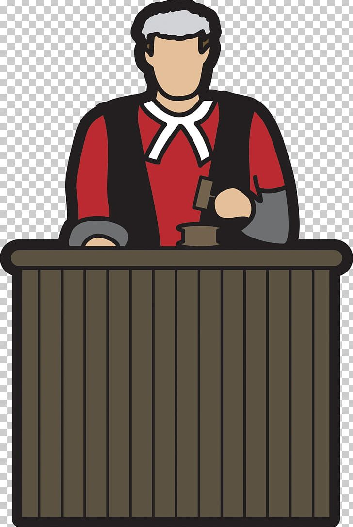 Court cartoon png . Judge clipart courtroom judge