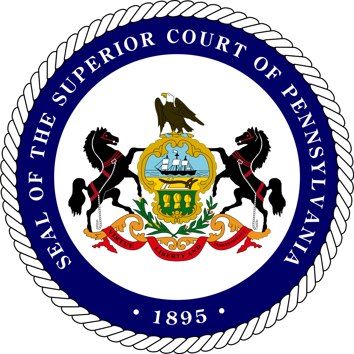 Superior of pennsylvania wikipedia. Court clipart appellate court