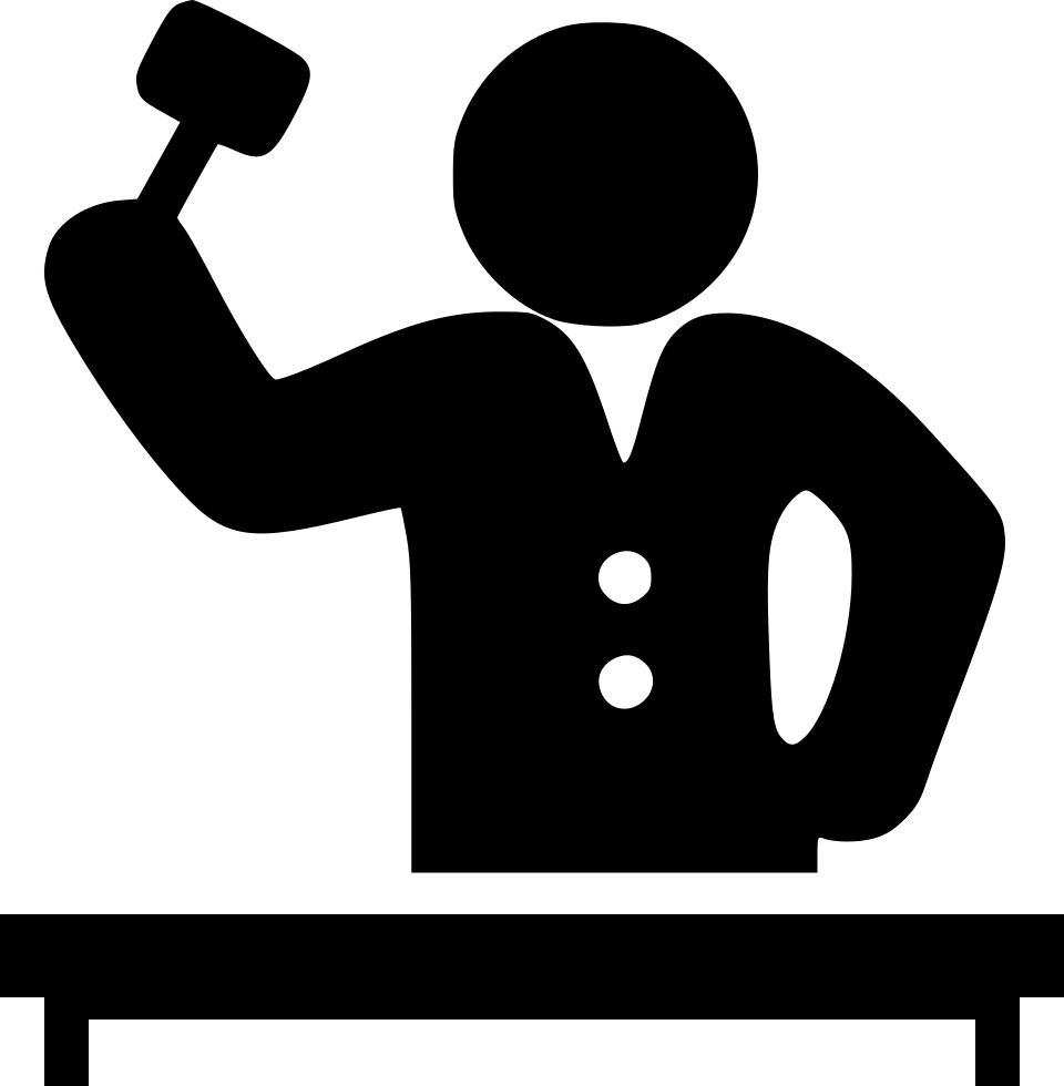 Judge law contract transprent. Court clipart arbitration