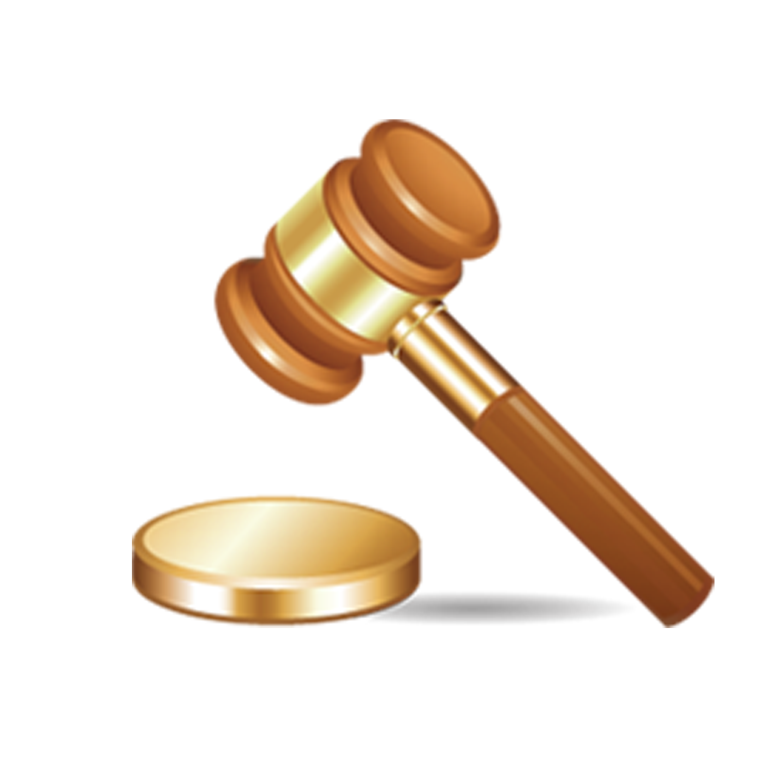 Court clipart auction hammer. Indian penal code criminal