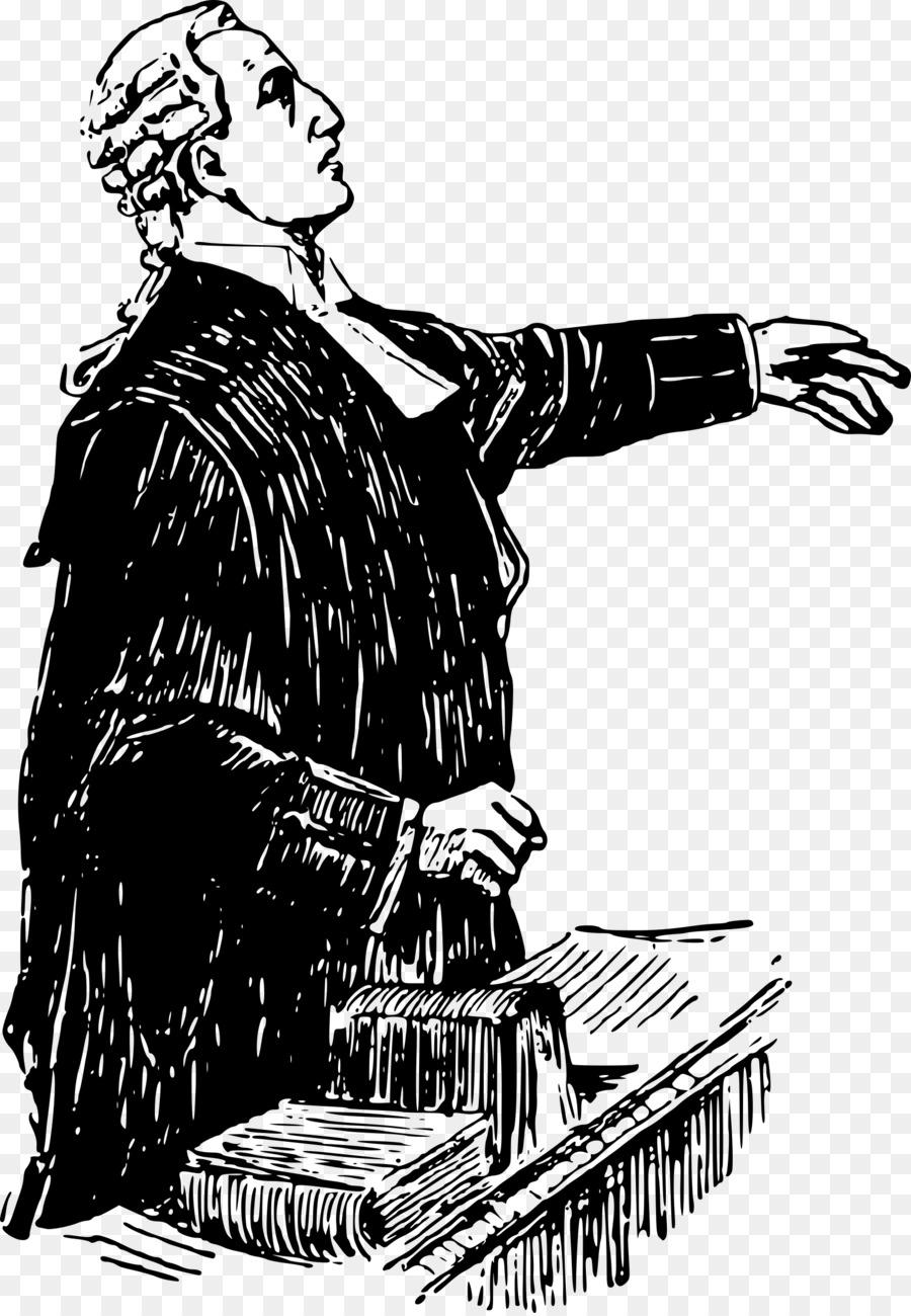 Comics artist png download. Court clipart barrister