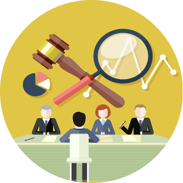 Lawyer law firm computer. Laws clipart barrister