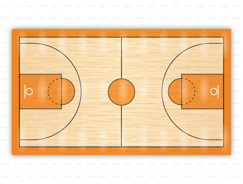 Court clipart basketball court. Ourclipart pin