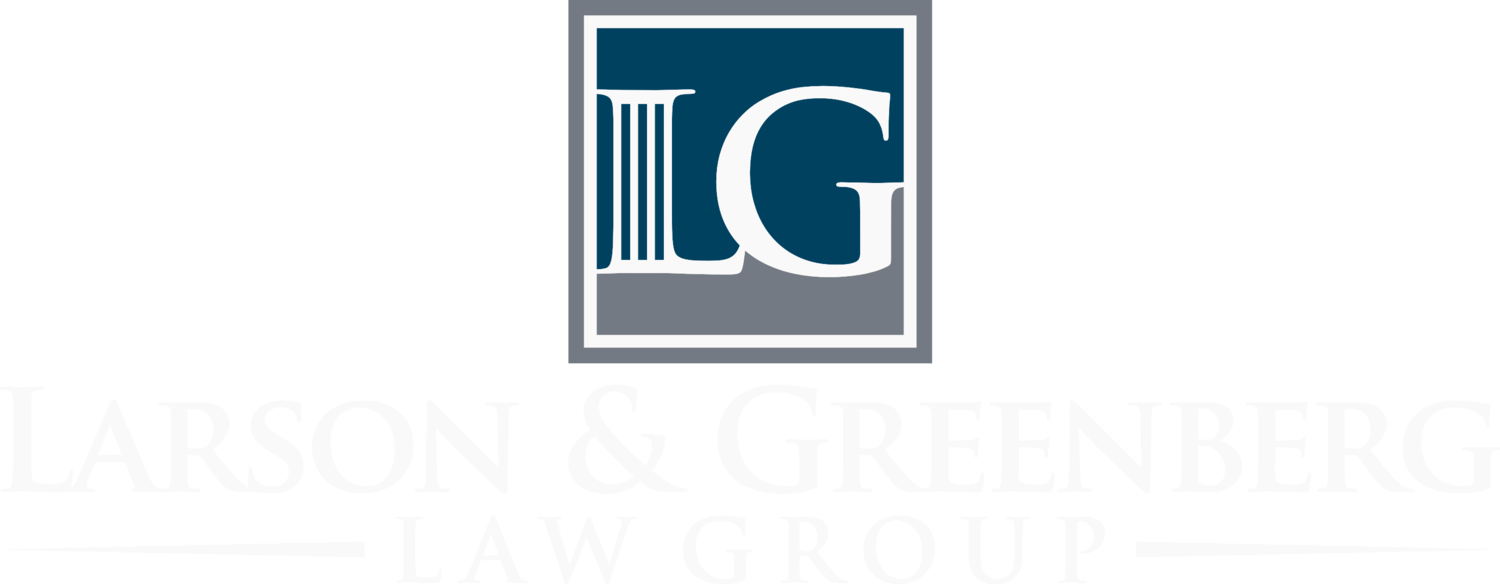 Larson greenberg law group. Lawyer clipart bylaw