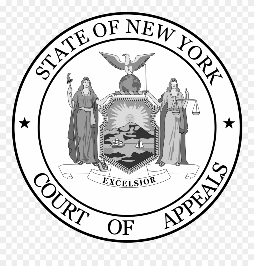 Seal of the new. Court clipart court appeal