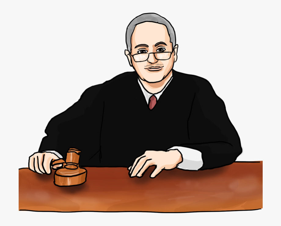 Justice clipart high court. Judge free cliparts