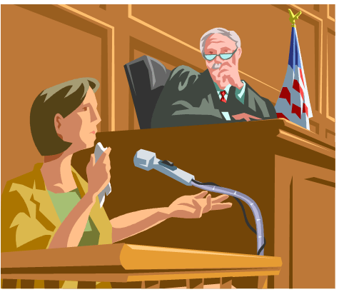 Testimony clip art library. Court clipart court witness