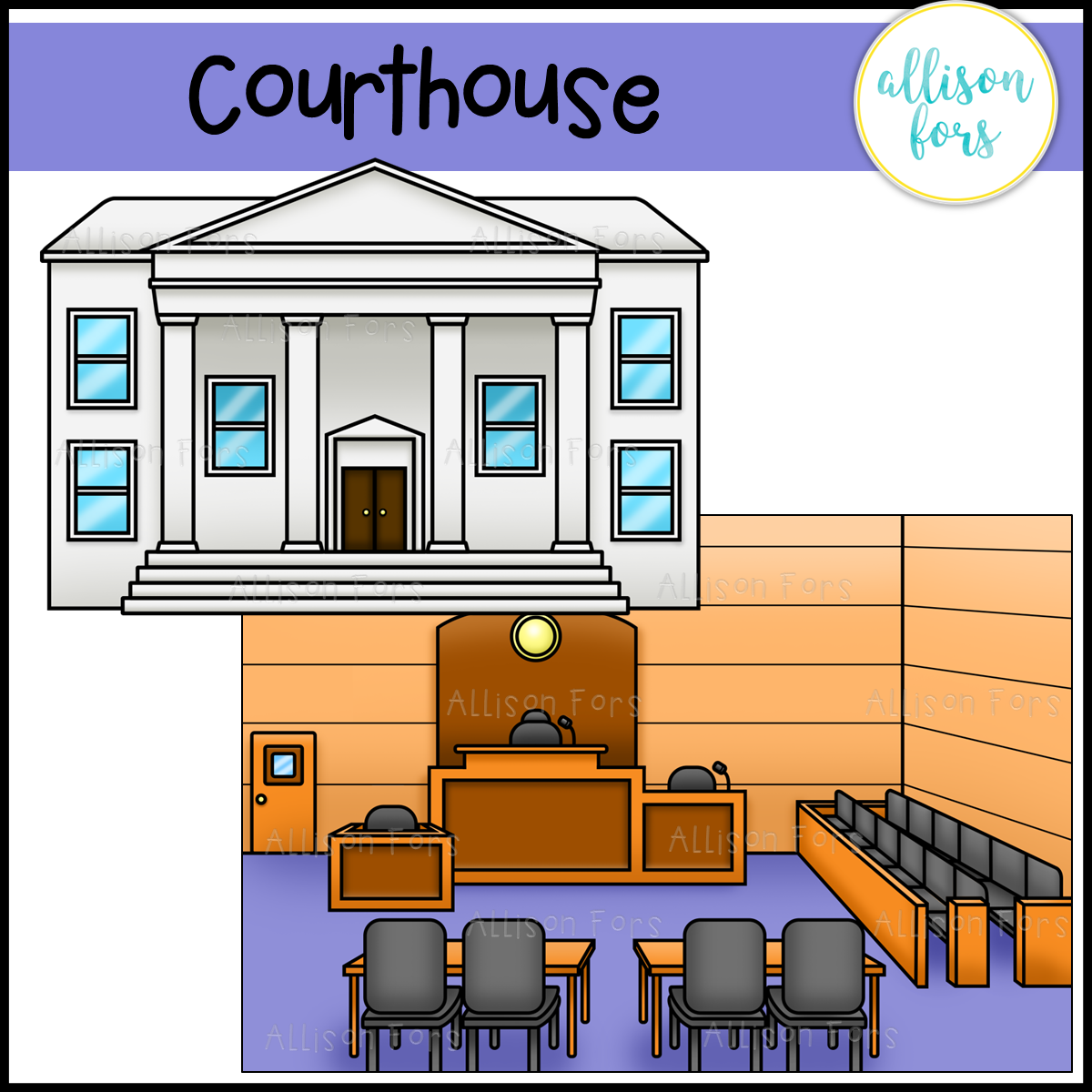 And clip art allison. Courthouse clipart courtroom