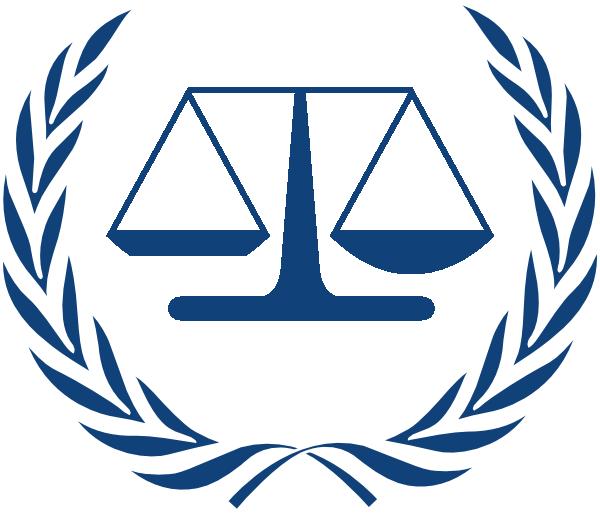 Criminal clipart criminal justice system. International court logo clip