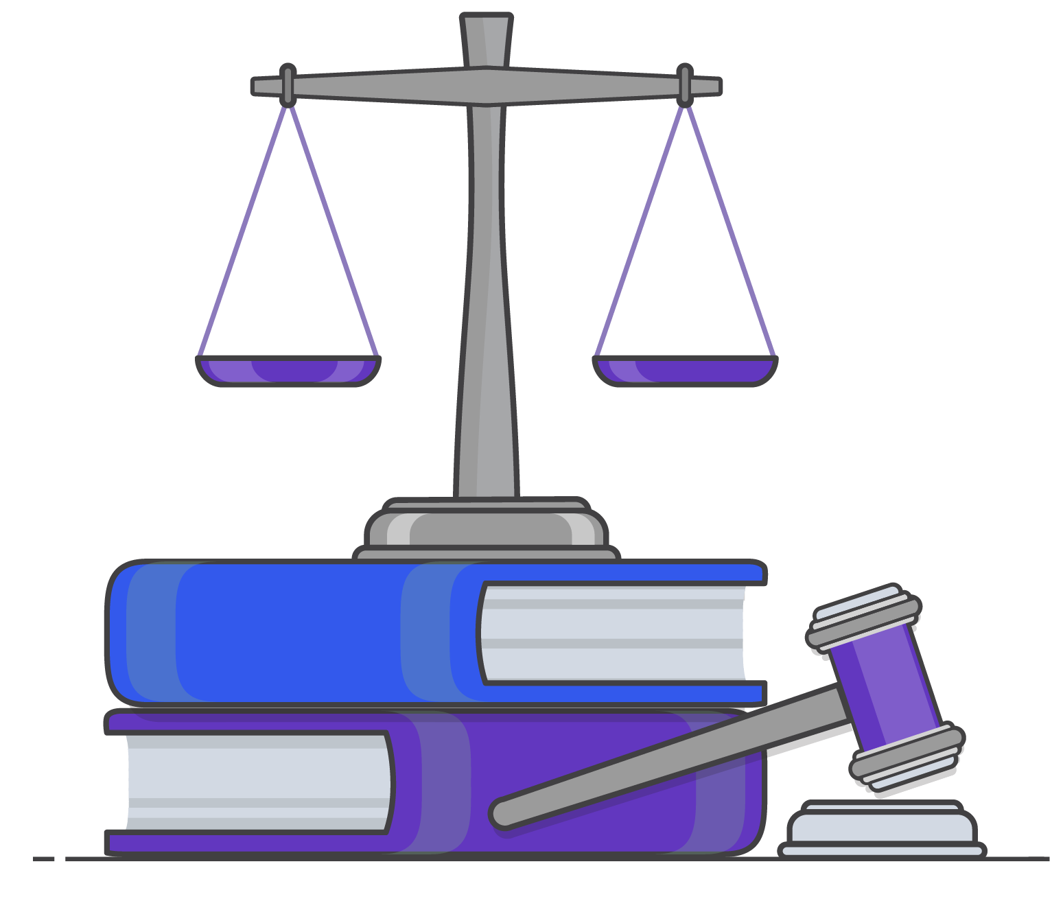 Court clipart don t judge. Why are website ada