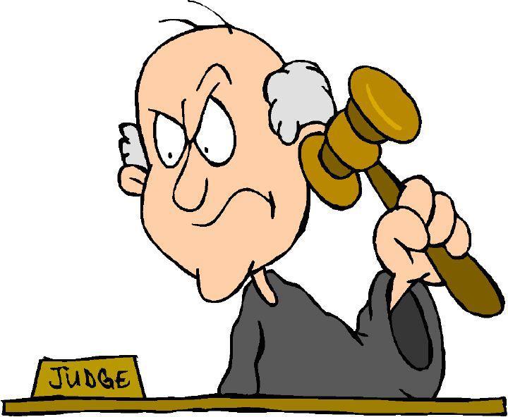 Free pictures download clip. Court clipart don t judge