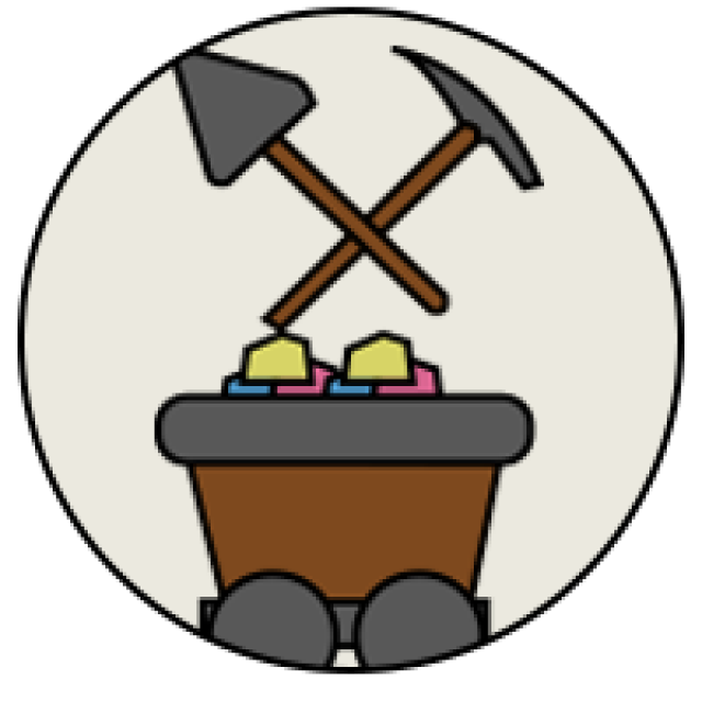 mining clipart mineral resource