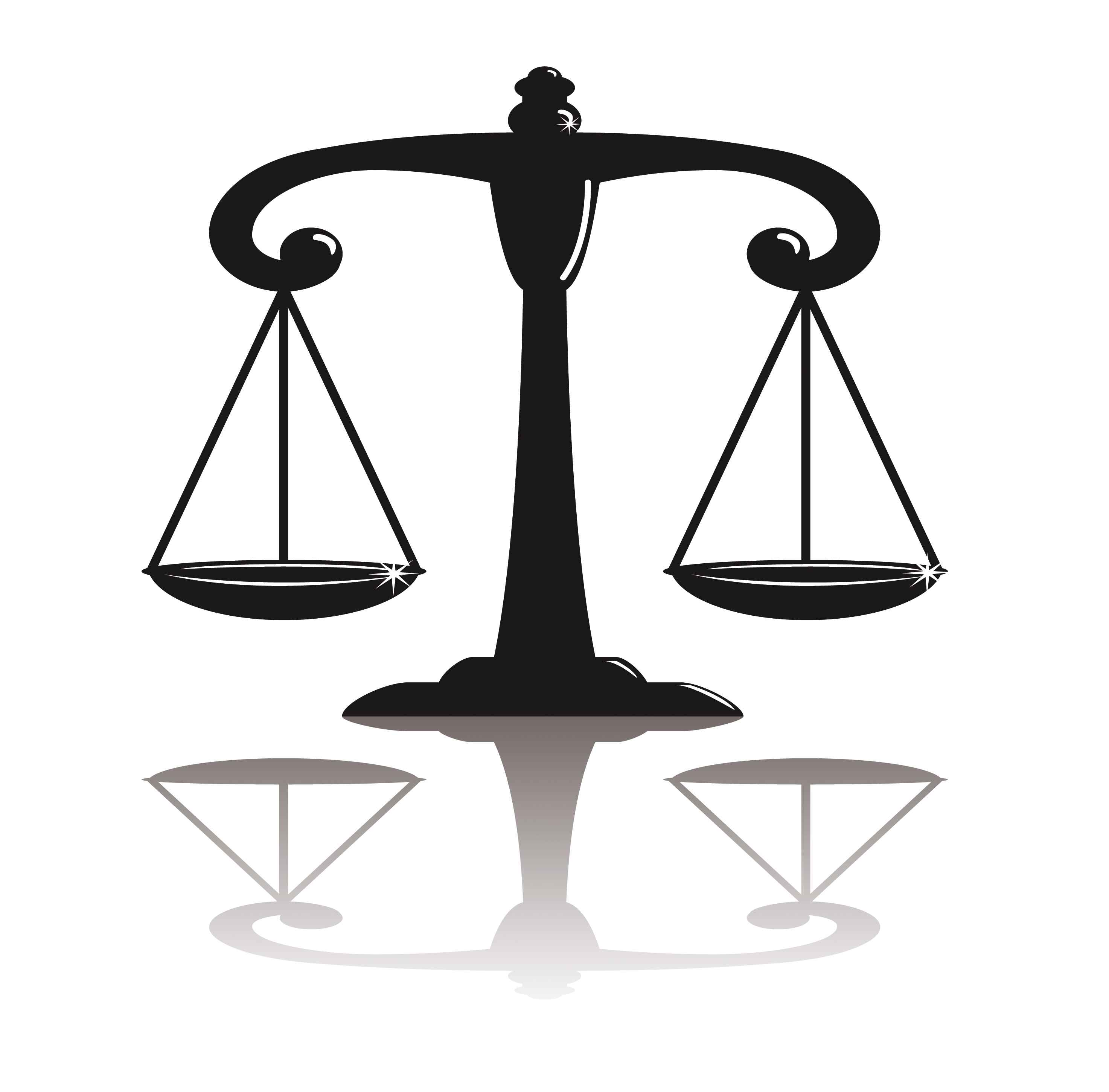 Gavel clipart establish justice. Free images scales of