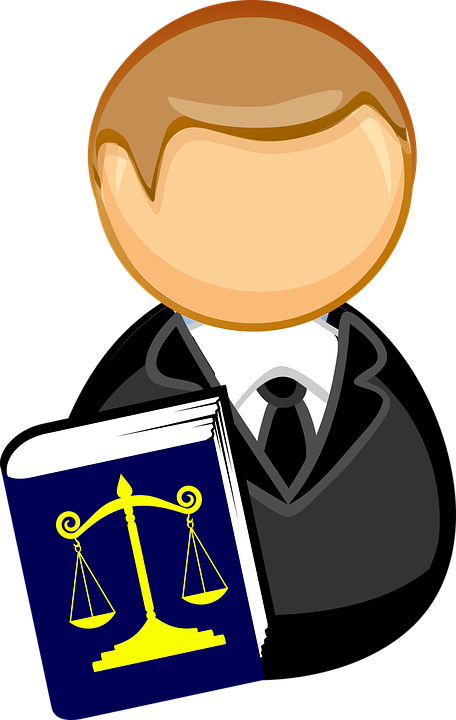 lawyer clipart female lawyer