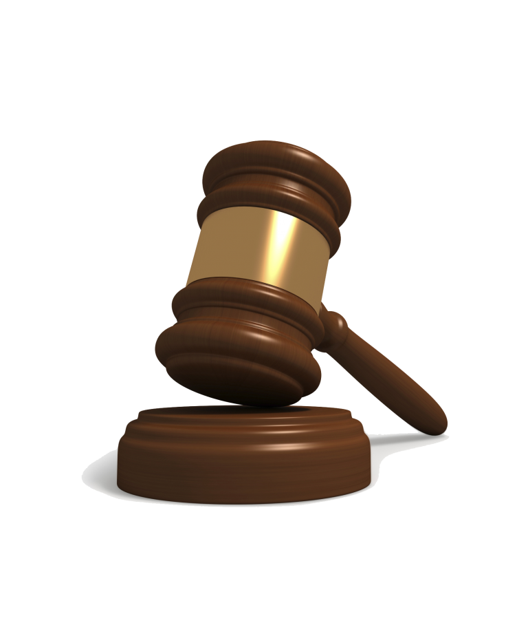 Download png pic free. Court clipart hammer