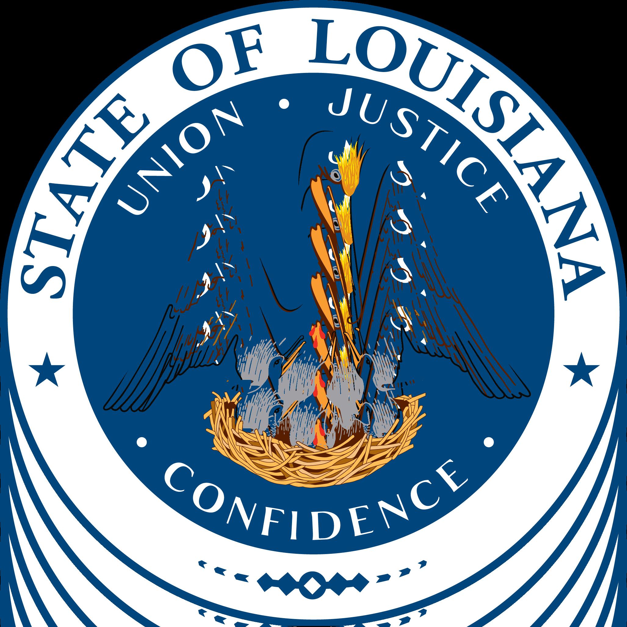 Louisiana gov explore color. Court clipart legislative