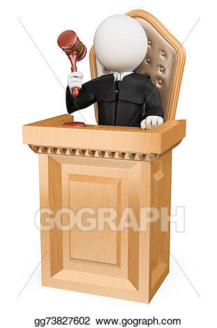 Court clipart sentencing. Drawings d white people
