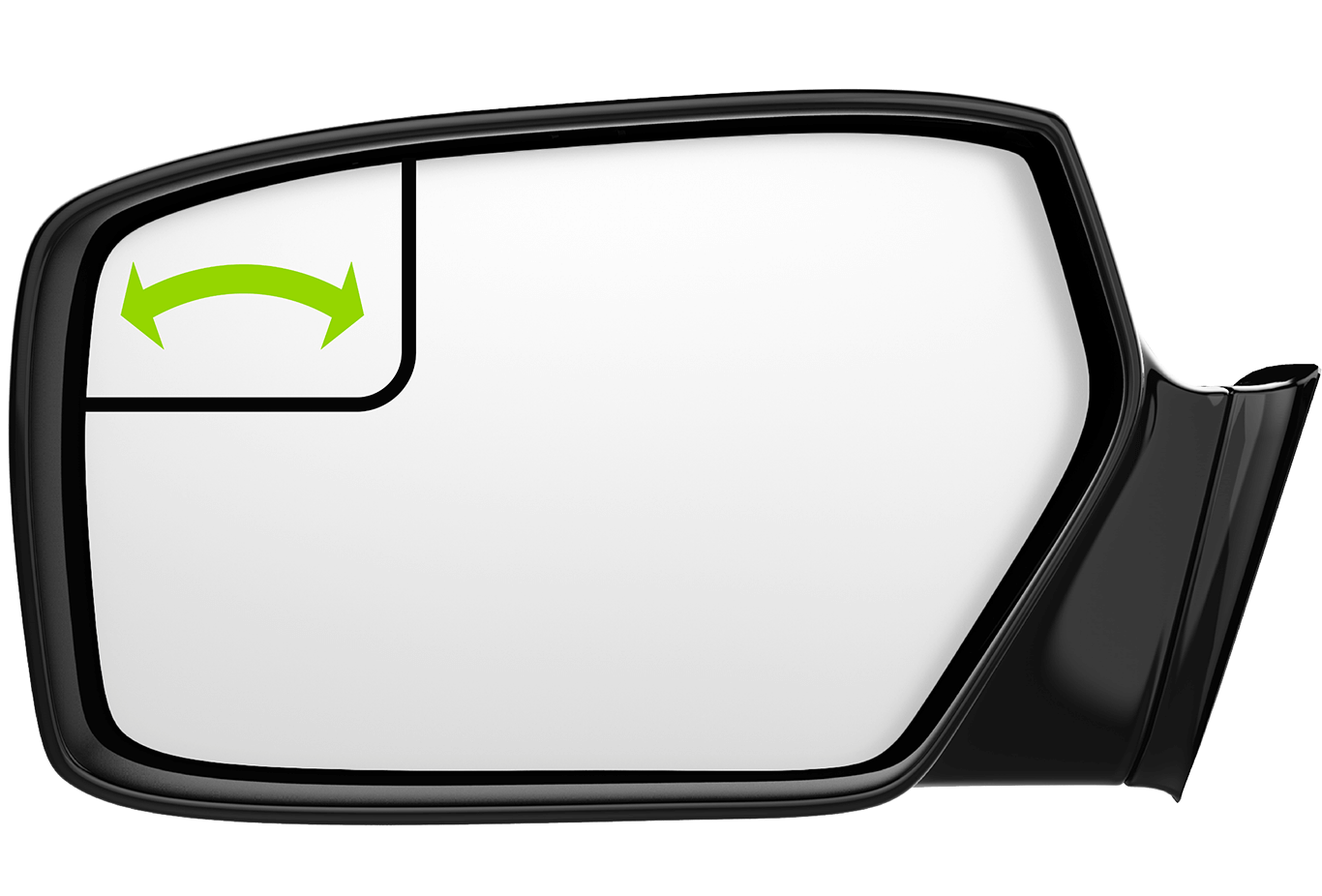 Precut custom mirror solutions. Jeep clipart side view