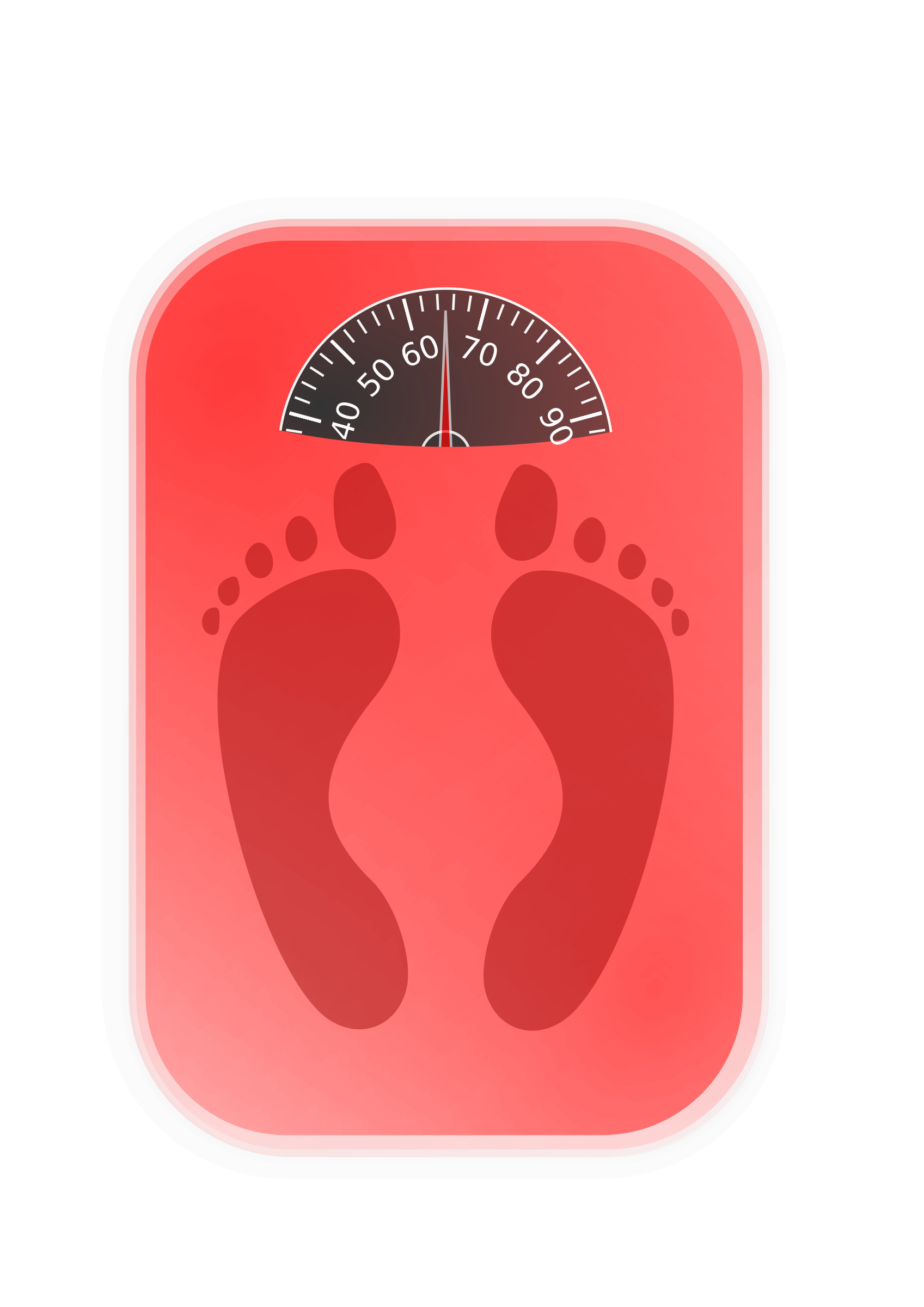collection of machine. Weight clipart weight meter