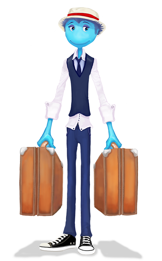 Lawyer clipart suitcase. Best immigration attorney boston