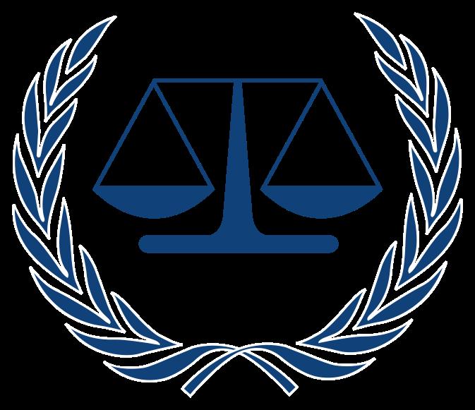 Court clipart youth crime. International criminal judgepedia pinterest