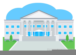 Free images at clker. Courthouse clipart